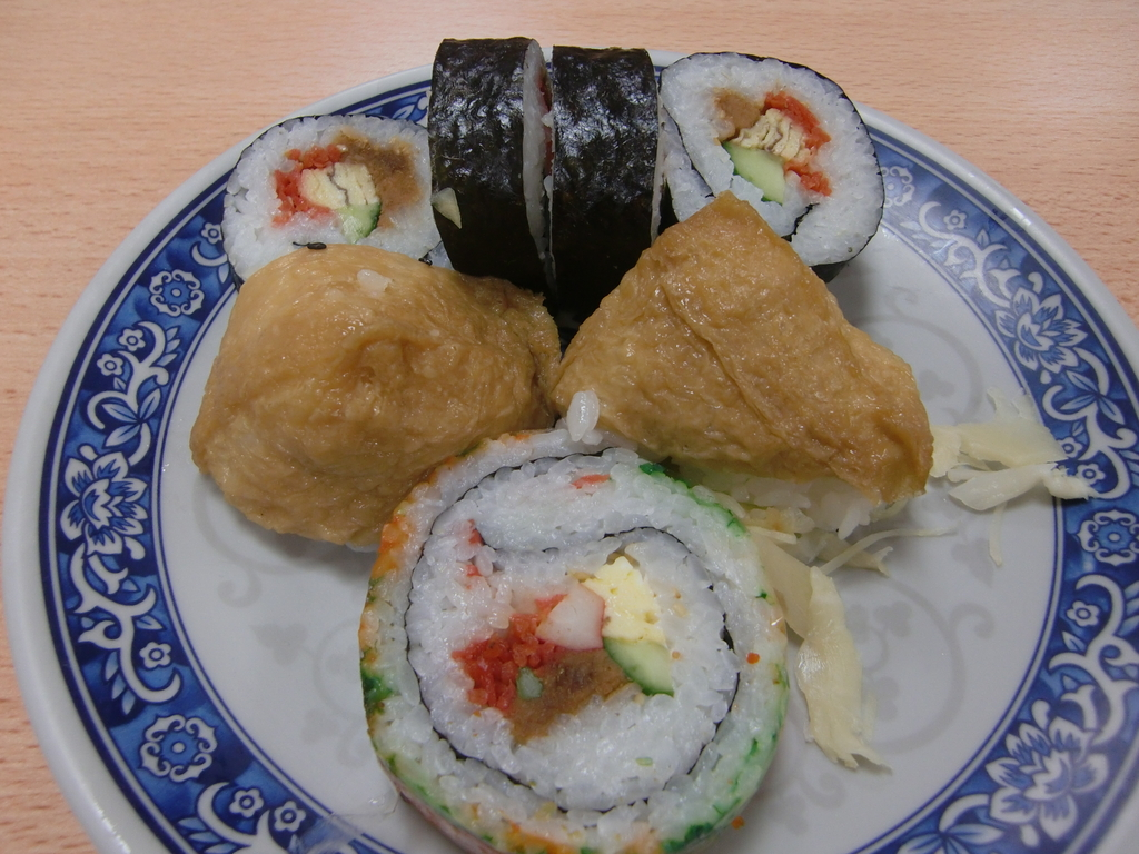馬路上日式小吃:CIMG4302.JPG