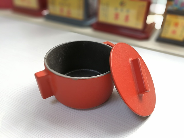 IMG_20170216_142442.jpg - 【義大利Sambonet】Terra Cotto系列圓形鑄鐵湯鍋10cm(紅色)