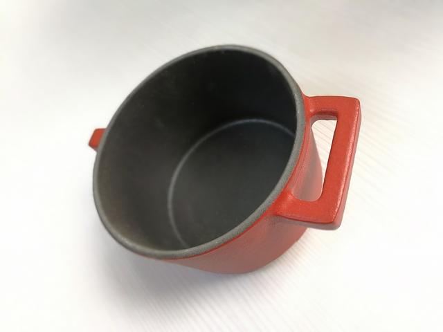 IMG_20170216_142820.jpg - 【義大利Sambonet】Terra Cotto系列圓形鑄鐵湯鍋10cm(紅色)
