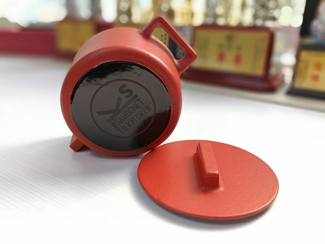 IMG_20170216_142650.jpg - 【義大利Sambonet】Terra Cotto系列圓形鑄鐵湯鍋10cm(紅色)