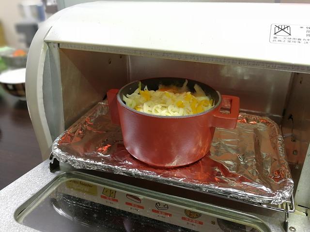 IMG_20170220_134559.jpg - 焗烤【義大利Sambonet】Terra Cotto系列圓形鑄鐵湯鍋10cm(紅色)