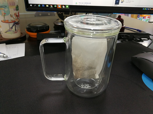 IMG_20170419_112517.jpg - 【香港RELEA物生物】420ml君子耐熱玻璃泡茶杯(附濾茶器)
