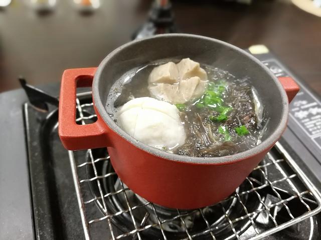 IMG_20170220_132029.jpg - 煮湯【義大利Sambonet】Terra Cotto系列圓形鑄鐵湯鍋10cm(紅色)