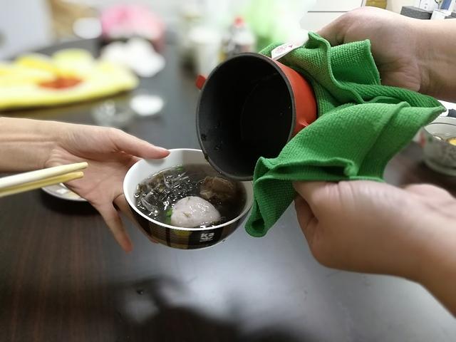 IMG_20170220_130605.jpg - 煮湯【義大利Sambonet】Terra Cotto系列圓形鑄鐵湯鍋10cm(紅色)
