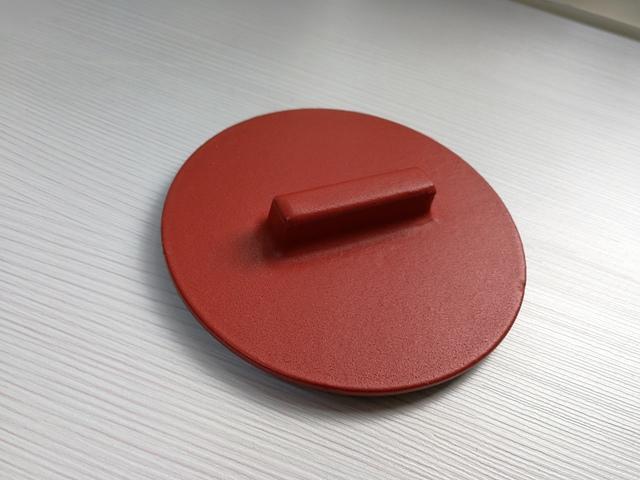 IMG_20170216_143048.jpg - 【義大利Sambonet】Terra Cotto系列圓形鑄鐵湯鍋10cm(紅色)