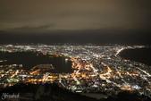 テルオが歩いたり、見たりした風景スナップ:箱舘の夜景