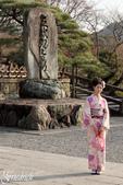日本関西地方への旅行二回目:古跡と着物娘