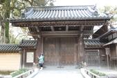 日本関西地方への旅行二回目:金閣寺の門