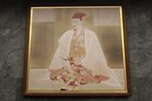 日本関西地方への旅行二回目:豊臣秀吉の絵
