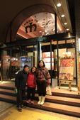 日本関西地方への旅行二回目:ホテル阪急の前に