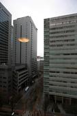 東京散策一日目=スカイツリーとの出会い:ホテル京王から望んでる風景