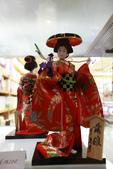 東京散策一日目=スカイツリーとの出会い:もう一つの人形