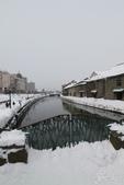 テルオが歩いたり、見たりした風景スナップ:小樽運河