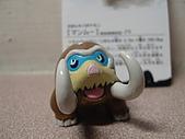 神奇寶貝 Clipping Figure  DP 系列盒玩 :038 象牙豬