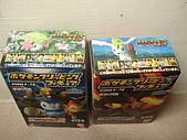 神奇寶貝 Clipping Figure  DP 系列盒玩 :盒子上面