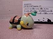 神奇寶貝 Clipping Figure  DP 系列盒玩 :041 草苗龜