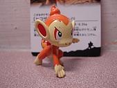 神奇寶貝 Clipping Figure  DP 系列盒玩 :043 小火焰猴