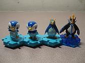 神奇寶貝 底盤擺飾 大全:波加曼進化組