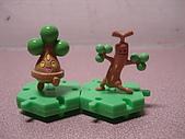 神奇寶貝 底盤擺飾 大全:胡說樹進化組