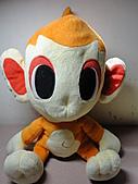 網誌用:小火焰猴Q版玩偶