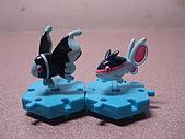 神奇寶貝 底盤擺飾 大全:霓虹魚進化組