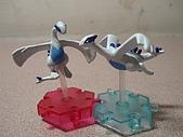 神奇寶貝 底盤擺飾 大全:洛奇亞系列