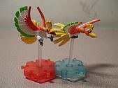 神奇寶貝 底盤擺飾 大全:鳳王系列