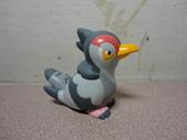 神奇寶貝(精靈寶可夢) KIDS指偶 BW時期:528 波波鴿 側面