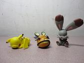神奇寶貝 (精靈寶可夢)睡覺系列ZZz:皮卡丘 咚咚鼠 掘掘兔