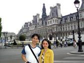 法國蜜月第十一天:巴黎市政廳_老婆