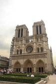 法國蜜月第十一天:聖母院