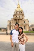 法國蜜月第十一天:拿破侖陵寢