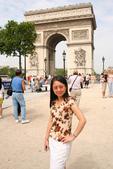 法國蜜月第十一天:凱旋門