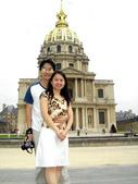 法國蜜月第十一天:拿破侖陵寢_老婆