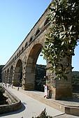 法國蜜月第四天:羅馬水道橋