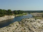 法國蜜月第四天:羅馬水道橋_Janice提供