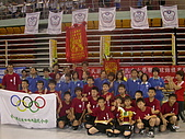 躲避球:第七屆全國賽男童組冠軍