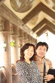 2011新春~ 澳珠圳之旅:老夫老妻