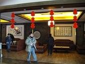 福虎生威西安行:華山客棧