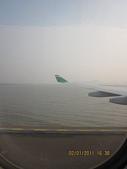 2011新春~ 澳珠圳之旅:澳門機場海景