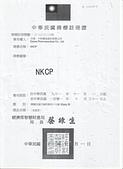 納豆 錠 納豆桿菌胜肽酵素 F 大和藥品株式會社 NKCP:納豆 錠 商標註冊nkcp