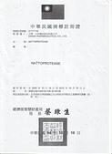 納豆 錠 納豆桿菌胜肽酵素 F 大和藥品株式會社 NKCP:納豆 錠 商標註冊nattoprotease