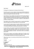 日本大和藥品官方文件:日本311大地震官方回覆