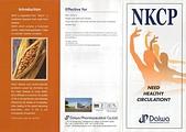 納豆 錠 納豆桿菌胜肽酵素 F 大和藥品株式會社 NKCP:納豆 錠 NKCP leaflet outside