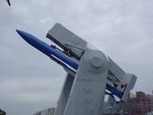 國內外軍事警政消防相簿:成功級巡防艦艦艏的標準飛彈發射架與練習彈
