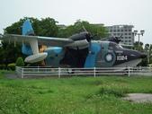 國內外軍事警政消防相簿:航科館館外陳展的美製UH-16型信天翁式救難機
