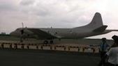 國內外國防軍警消防保全相簿:首架P-3C下午降落屏東機場.jpg