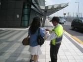 國內外國防軍警消防保全相簿:高鐵台中站七月起一樓載客二樓送客