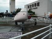 國內外軍事警政消防相簿:航科館館外陳展的美製F-5A型自由鬥士式戰鬥機