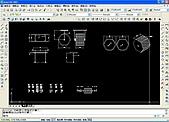 CAD配置出圖:1